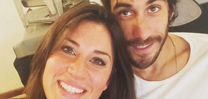 Estan Juntos Romina y Pedro Romina Ansaldo | Instagram