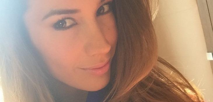 Vanesa borghi incendia instagram con foto de su tonificada for Vanesa romero ropa interior