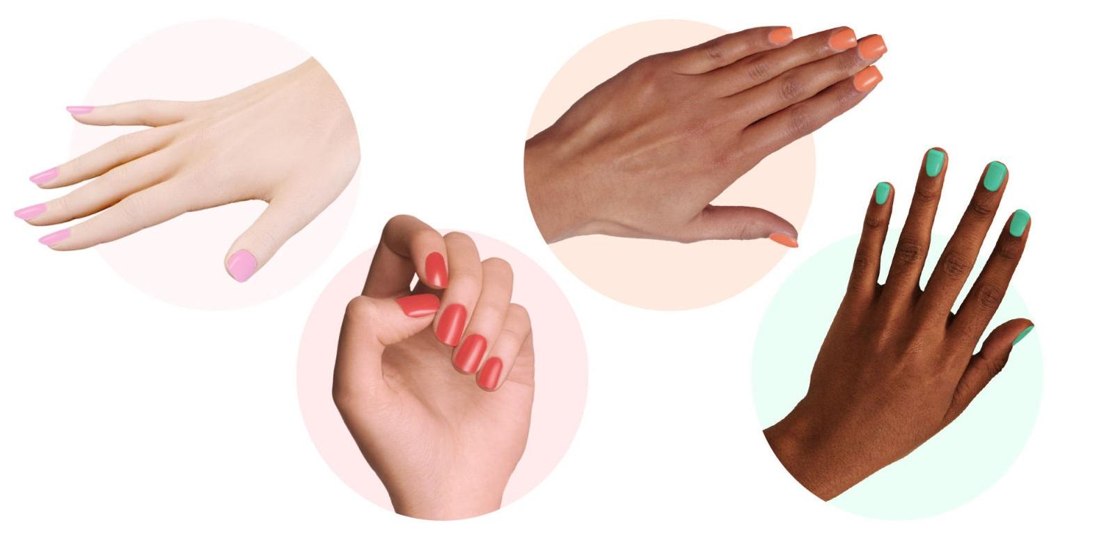 Descubre qué color de esmalte de uñas te queda mejor según tu tipo ...