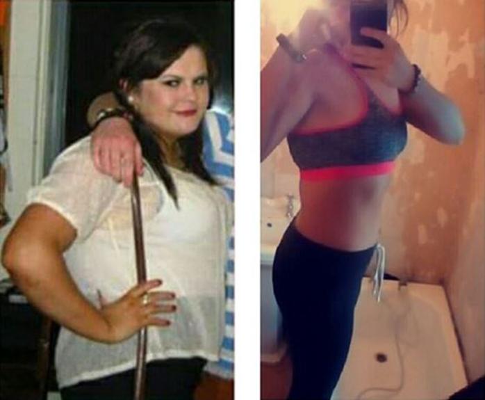 Joven que perdió 30 kilos en un año revela sus 10 claves