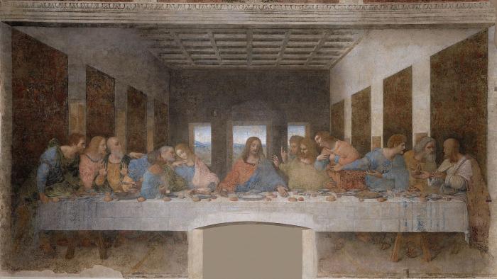 La versión de Da Vinci