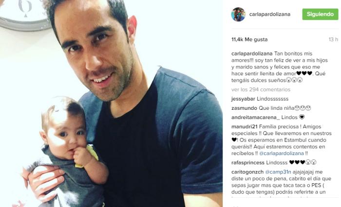 Carla Pardo | Instagram