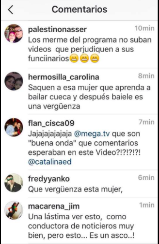 Mega Instagram