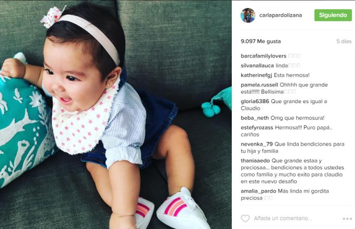 Carla Pardo / Instagram