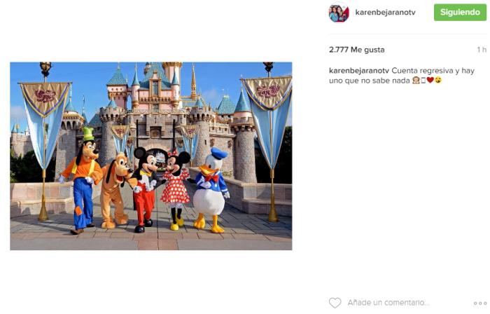 Karen Bejarano | Instagram