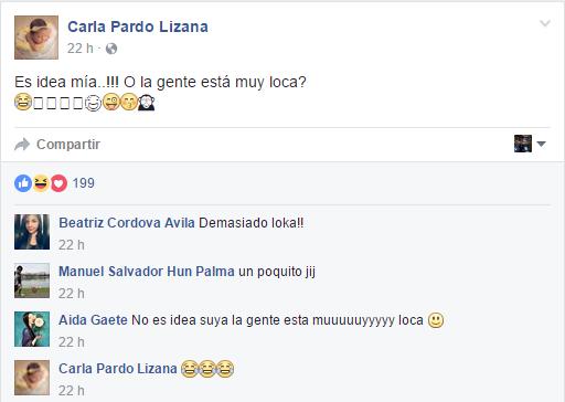 Carla Pardo | Facebook