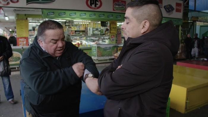 Mauricio en La Vega | TVN