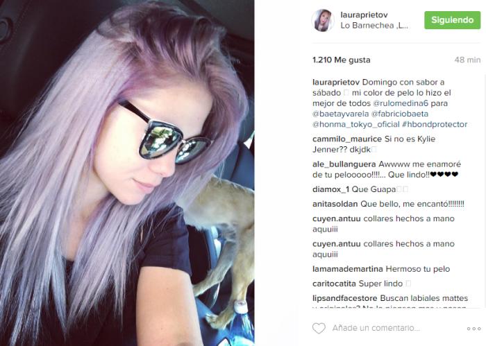 Laura Prieto / Instagram