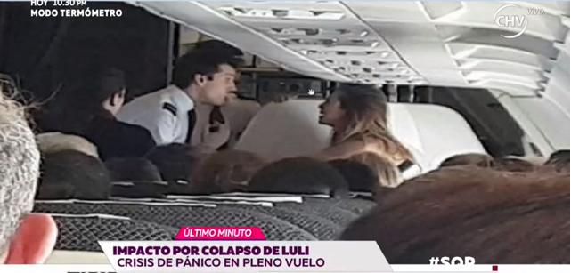 Moreno en el avión | SQP