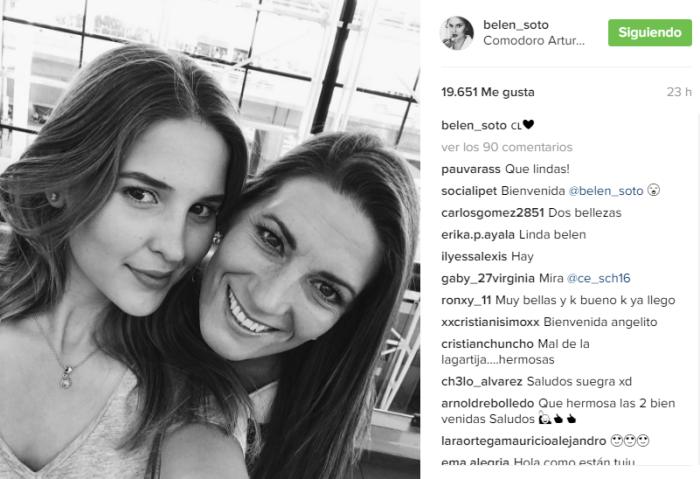 Belén Soto | Instagram