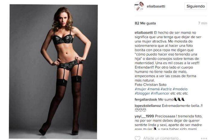Eliana Albasetti | Instagram