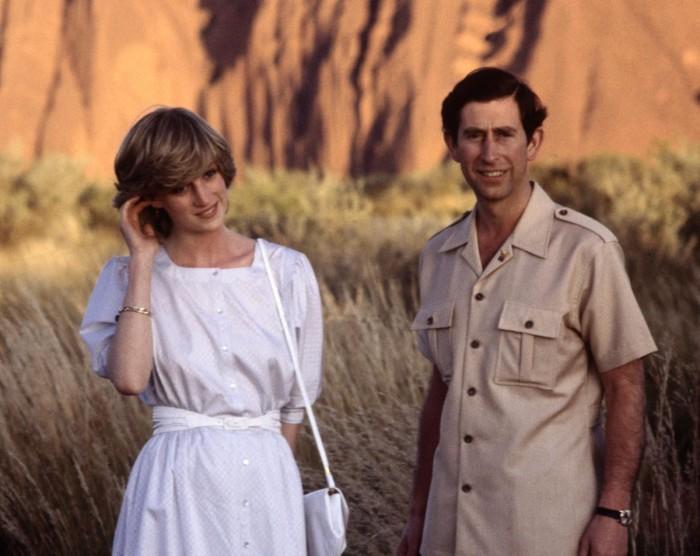 Diana y Carlos | Vista en NY Daily News