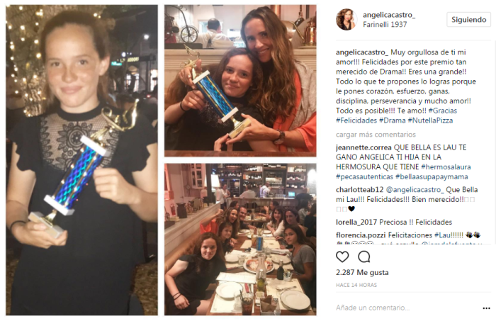 Angélica Castro | Instagram