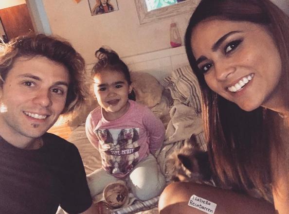 Joaquín, Isabella y Camila | Instagram