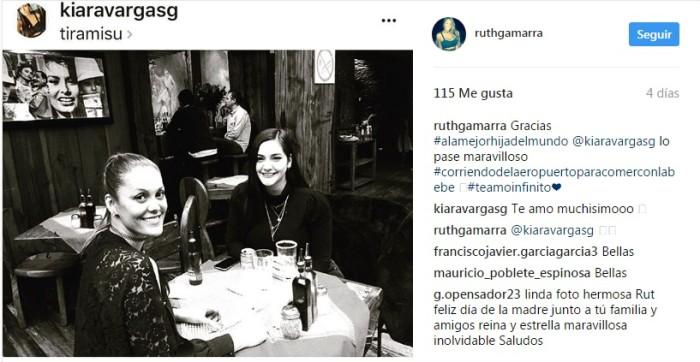 Ruth Gamarra   Instagram