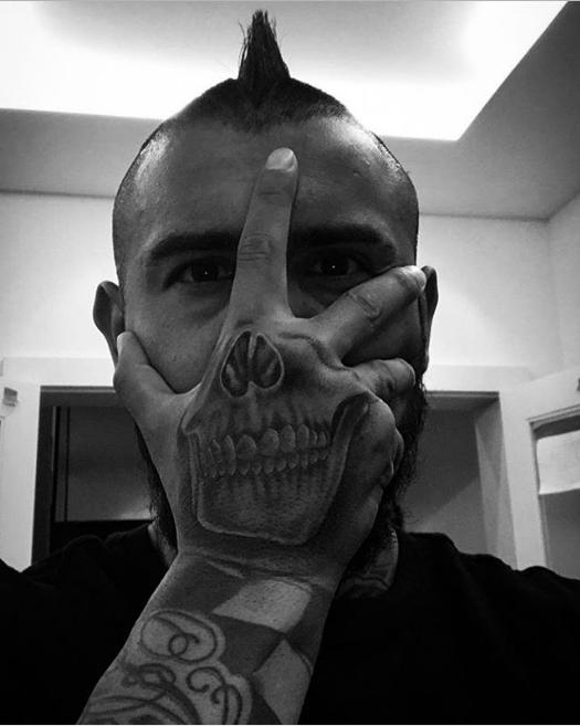 Arturo Vidal | Instagram