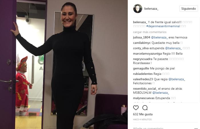 Belén Mora | Instagram