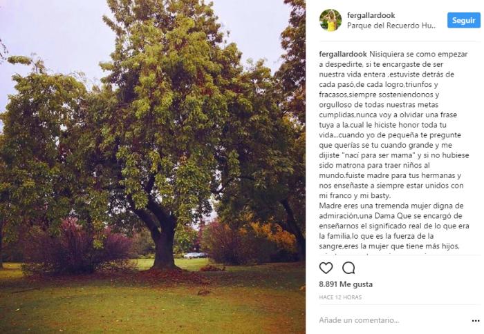 Fernanda Gallardo   Instagram