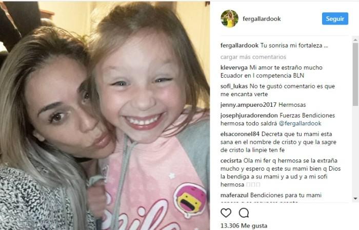 Fernanda Gallardo | Instagram