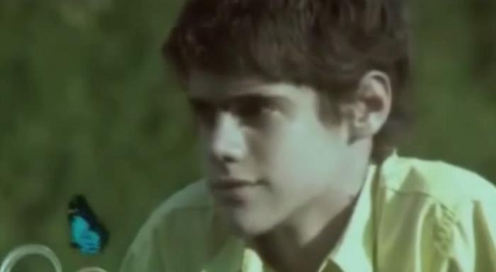 Gastón en 'Chiquititas sin fin' | Captura - YouTube