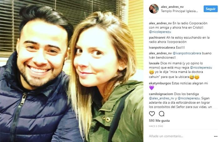 Alexander Núñez | Instagram