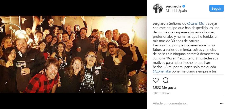 Sergi Arola | Instagram