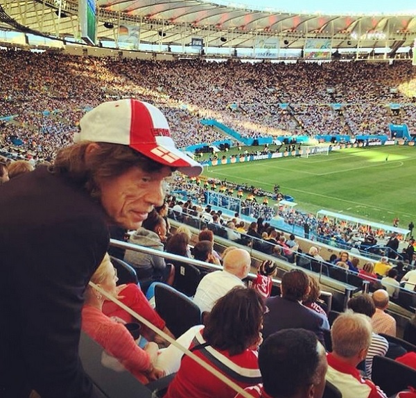 Mick Jagger | Instagram