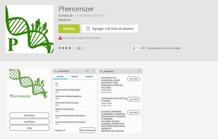 Phenomizer | Google Play