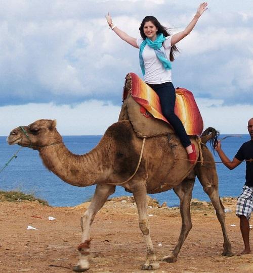 Erica viajando por Marruecos | Blogspot