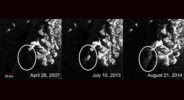 Imágenes de los tres sobrevuelos | NASA
