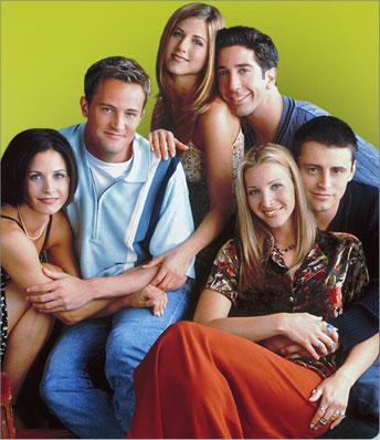 Friends | Warner