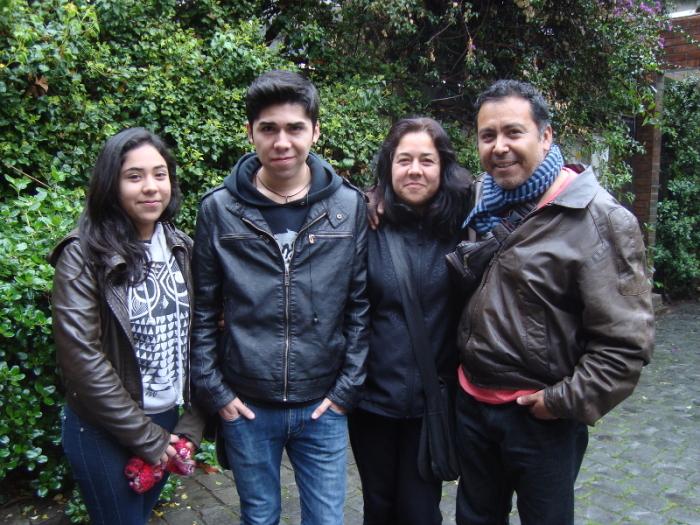 Lidia Troncoso y familia | Comunicado de prensa