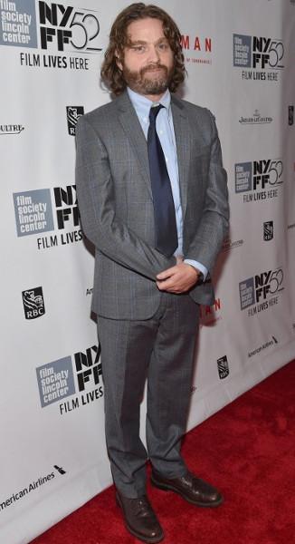 Zach el año pasado (Foto: Mike Coppola | AFP)