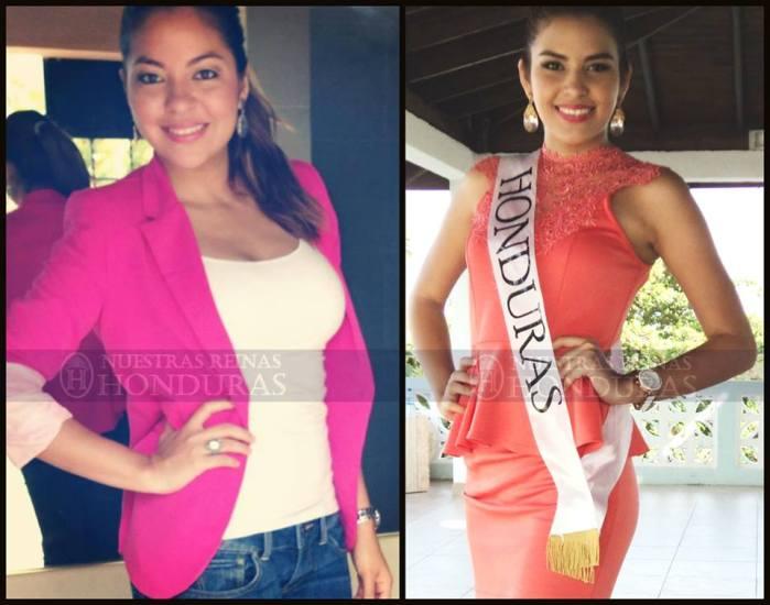 Sofía Trinidad y María José  Nuestras Reinas- Honduras  Facebook