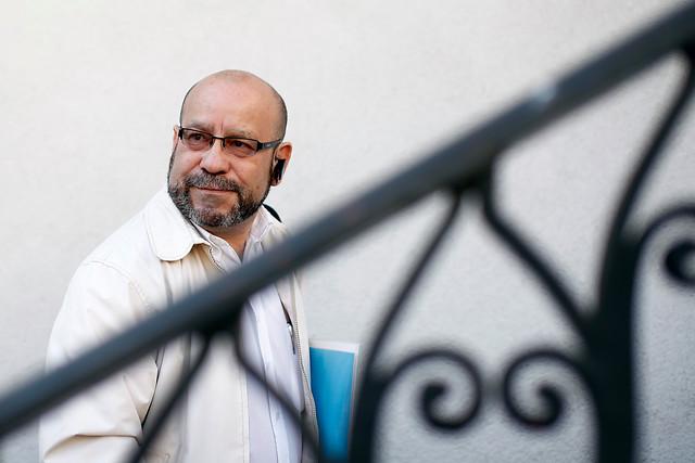 Rolando Jiménez, pdte. del Movilh | Sebastián Rodríguez | Agencia UNO