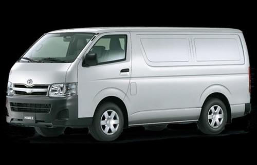 Toyota Hiace   Sernac