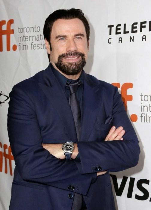 John Travolta en septiembre del 2014 (Foto: Philip Cheung   AFP)