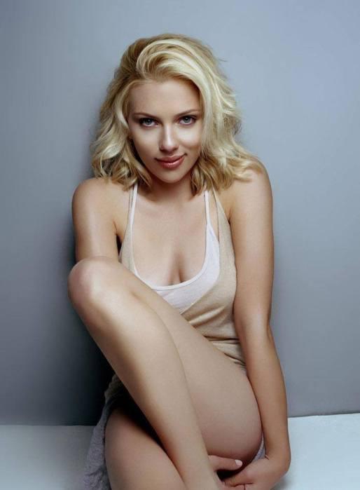 Scarlett Johansson | Facebook