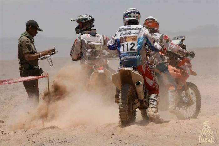 Rally Dakar | Facebook