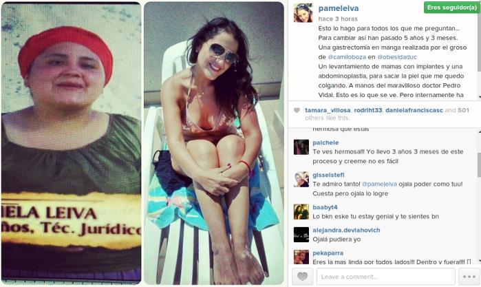 Pamela Leiva | Instagram