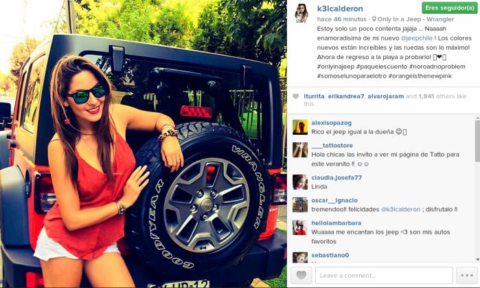 Kel Calderón   Instagram
