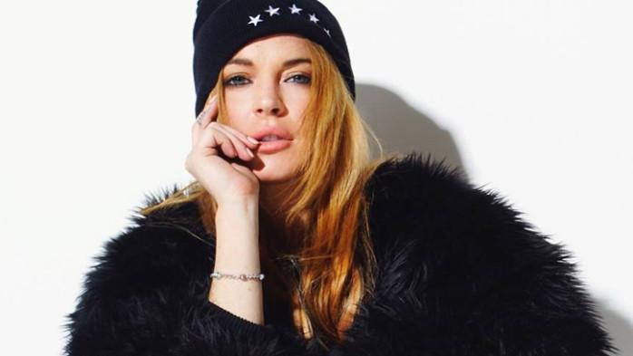 Lindsay Lohan   Facebook