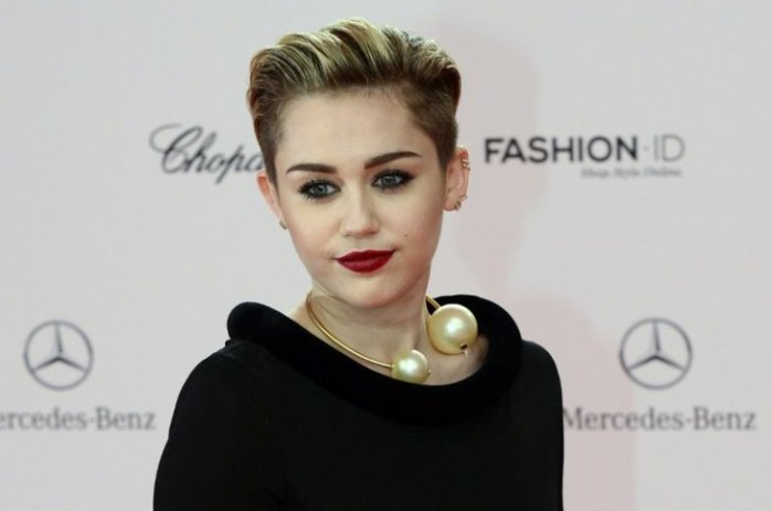 Miley Cyrus | John McDougall | AFP
