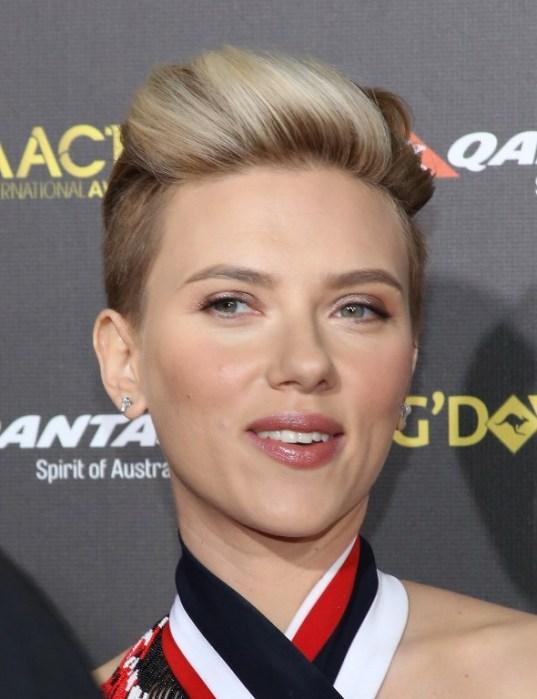 Scarlett Johansson | Jonathan Leibson | AFP