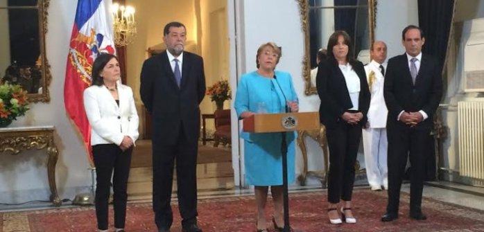 @GobiernodeChile | Twitter