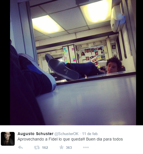 Augusto Schuster | Instagram