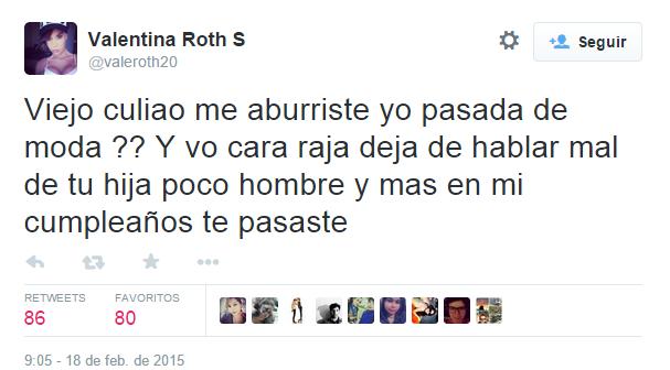 Valentina Roth | Twitter