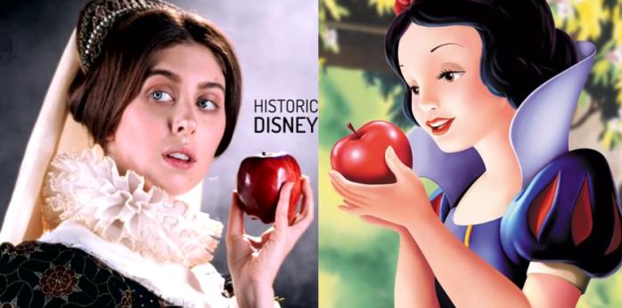 Buzzfeed  Disney