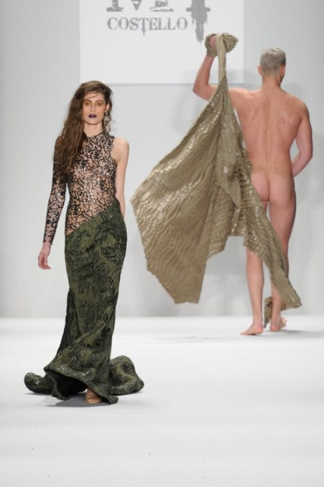 Art Hearts Fashion Presented By AIDS Healthcare Foundation - Runway - Mercedes-Benz Fashion Week Fall 2015