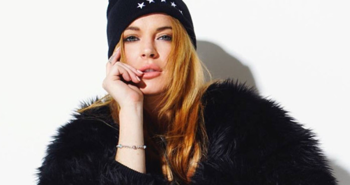Lindsay Lohan | Facebook
